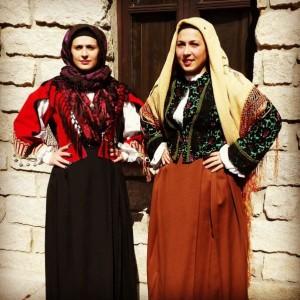 Costume sardo Aggius