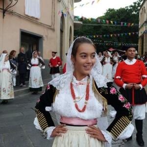 Costume sardo Cossoine