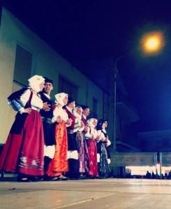 Costume sardo Sedilo