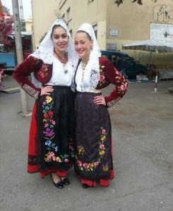 Costume sardo Siligo
