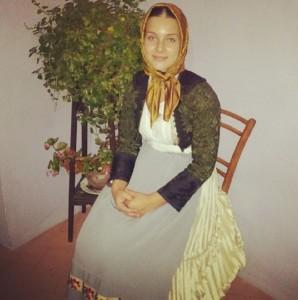Costume sardo Villaurbana