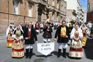 Costume sardo di Cagliari