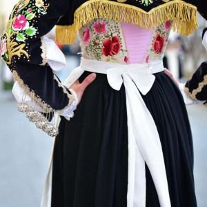 Costume sardo di Cossoine
