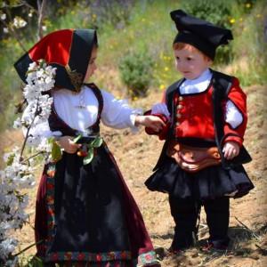 Costume sardo di Lanusei