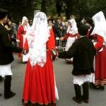 Costume sardo di Villanova Monteleone
