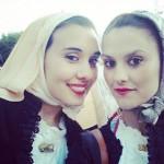 Costume sardo in Villanova Monteleone