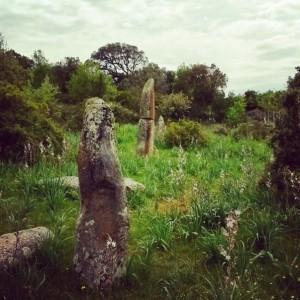 Dolmen e Menhir di Corte Noa a Laconi