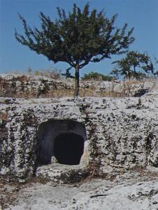 Necropoli Moseddu a Cheremule