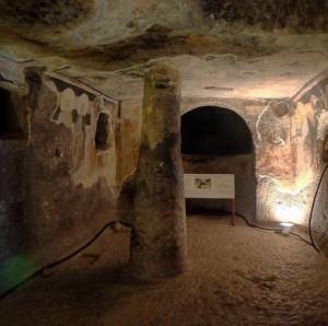 Necropoli Sant'Andrea Priu di Bonorva