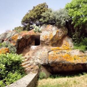 Necropoli Sant'Andrea Priu in Bonorva