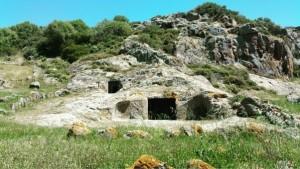 Necropoli di Montessu (Villaperuccio)