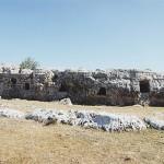 Necropoli di Moseddu in Cheremule