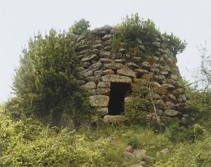 Nuraghe Aiga (Abbasanta)