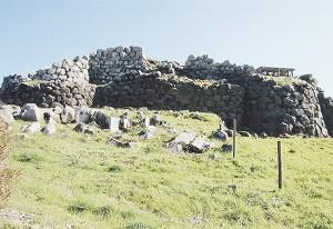 Nuraghe Cuccurada (Mogoro)