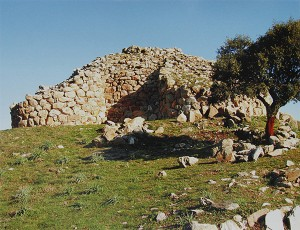 Nuraghe Nolza (Meana Sardo)
