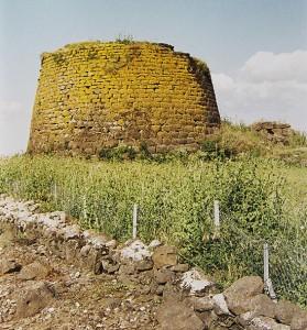 Nuraghe Oes (Giave)