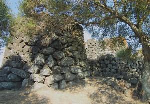 Nuraghe Santa Barbara a Villanova Truschedu