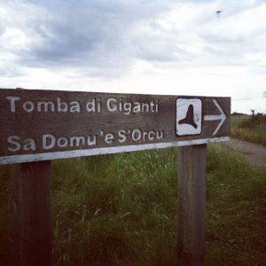 Tomba di Giganti Sa Domu 'e S'Orcu