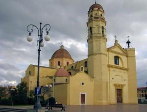 Basilica di Sant'Elena Imperatrice (Quartu)