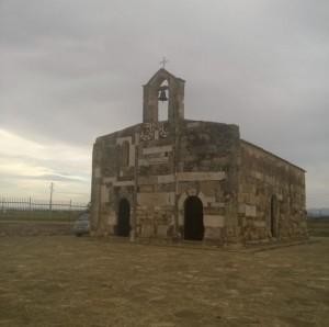 Chiesa Romanica di San Platano (Villaspeciosa)