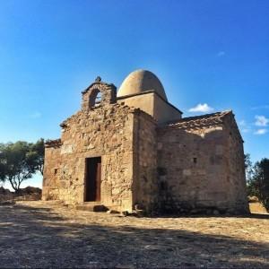 Chiesa Sant'Elia Tattinu (Nuxis)
