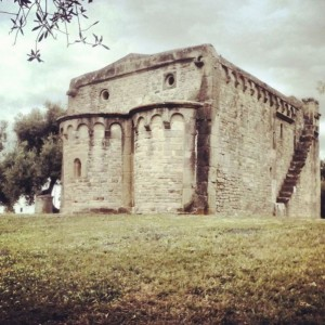 Chiesa Santa Maria Sibiola (Serdiana)