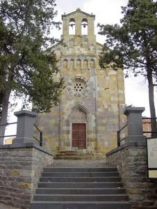 Chiesa di San Gregorio (Sardara)