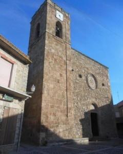 Chiesa di San Sebastiano (Escalaplano)