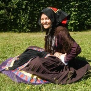 Costume Villagrande Strisaili
