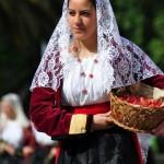 Costume sardo di Bonnanaro