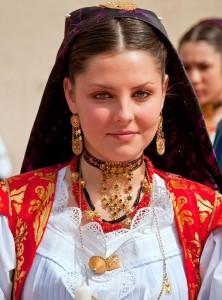 Costume sardo di Dorgali