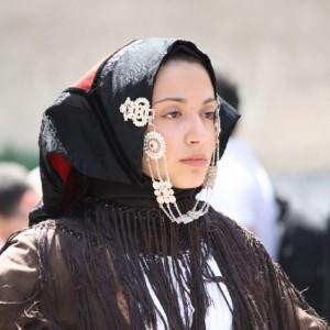Costume tradizionale (Villagrande Strisaili)