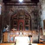 Interno della Chiesa di Nostra Signora di Castro