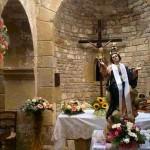 Interno di Santa Maria di Sibiola
