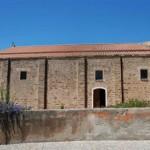 Lato della Chiesa di San Giacomo Apostolo (Mandas)