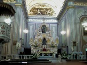 Presbiterio Basilica di Sant'Elena Imperatrice