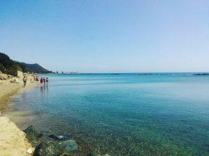Spiaggia Su Stangioni Perd'e Sali (Sarroch)