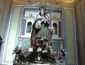 Statua di Sant'Elena Imperatrice