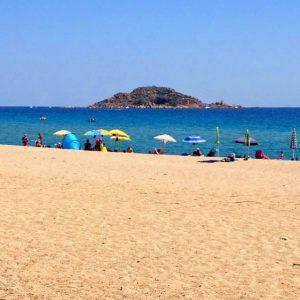 Iscrixedda spiaggia