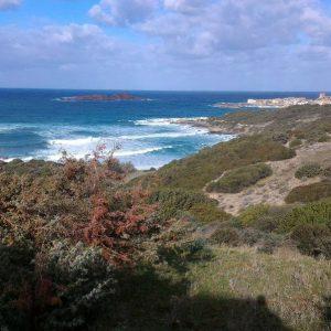 Spiaggia L'Oltu di Li Canni o Cala Li Puzzi