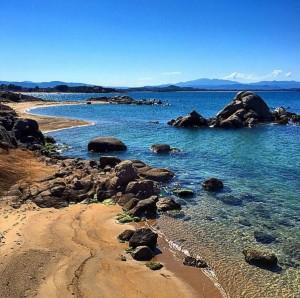 Spiaggia Li Cuncheddi Sardegna