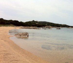 Spiaggia Liscia Rena
