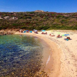 Spiaggia S'Abba e Sa Pedra