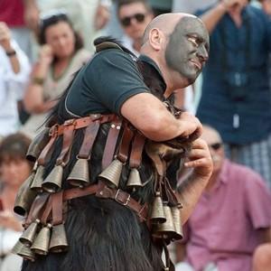 Carnevale di Samugheo (Mamutzones)
