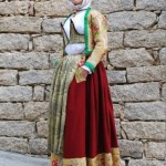Costume sardo di Olzai