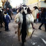 Maschera Carnevale di Paulilatino