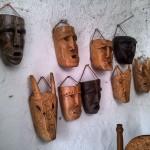 Maschere di Orani
