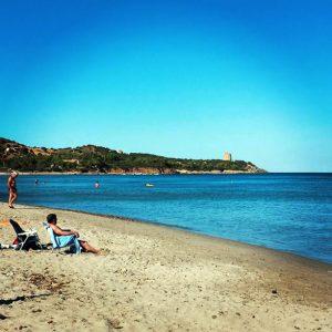 Spiaggia Foxi Murdegu