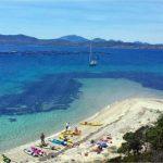 Spiaggia dell'Isola di Figarolo