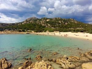 Spiaggia di Cala Cipolla (Chia)